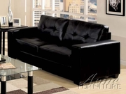 3 Piece Leather Sofa Set With Sofa, Loveseat and Chair by Acme Furniture Marianna Collection 491-15005-BDF1-3