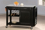 Kitchen Cart by Coaster Fine Furniture 635-5870