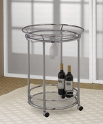 Serving Cart by Coaster Fine Furniture 635-910020