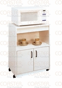 Utility Cart by Coaster Fine Furniture 635-6528