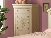 5-Drawers Chest by Acme Furniture Doll House Collection 491-2217