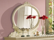 Deck Mirror by Acme Furniture Doll House Collection 491-2215