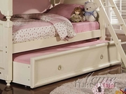 Bunkbed Trundle by Acme Furniture Doll House Collection 491-2604
