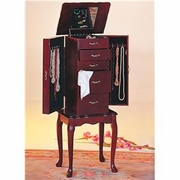 Jewelry Armoire by Coaster Fine Furniture 635-3011
