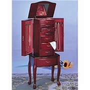 Jewelry Armoire by Coaster Fine Furniture 635-3012