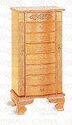 Jewelry Armoire by Coaster Fine Furniture 635-4014