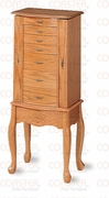 Jewelry Armoire by Coaster Fine Furniture 635-4016