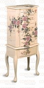 Jewelry Armoire by Coaster Fine Furniture 635-4021