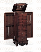 Jewelry Armoire by Coaster Fine Furniture 635-900065