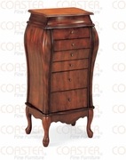 Jewelry Armoire by Coaster Fine Furniture 635-900075