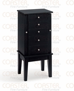 Jewelry Armoire by Coaster Fine Furniture 635-900085