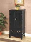 Jewelry Armoire by Coaster Fine Furniture 635-900095