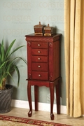 Jewelry Armoire by Coaster Fine Furniture 635-900115