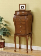 Jewelry Armoire by Coaster Fine Furniture 635-900124