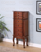 Jewelry Armoire by Coaster Fine Furniture 635-900125