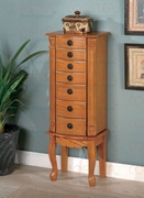 Jewelry Armoire by Coaster Fine Furniture 635-900135