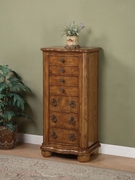 Jewelry Armoire by Powell Furniture Porter Valley Collection 173-277-314