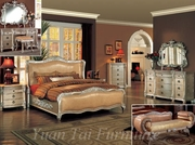 4 Piece Bedroom Suite Bellevue Collection by Yuan Tai furniture 100-be7020q-bdf1-4