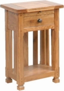 Phone Stand by Sunny Designs Furniture Sedona Collection 441-2636RO