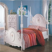 Full Poster Bed by Coaster Fine Furniture Sophie Collection 635-400100F