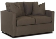 Loveseat by Klaussner Furniture Jacobs Collection 345-3700LS