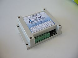 Ambient Weather Ocean Controls GWY-141 Modbus VantagePro2 Weather Station Controller for PLC, RTU or SCADA