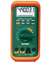 Extech MM560A MultiMaster� High-Accuracy Multimeter w/ FREE UPS