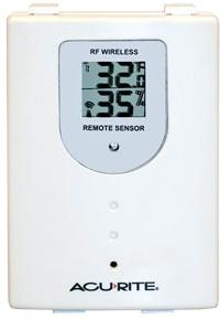 Chaney 911 00911 Wireless Thermometer and Hygrometer