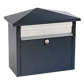 Salsbury industries 4750BLK Mail House-Black