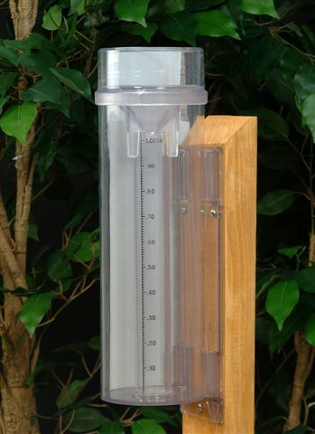Stratus Rg202 Long Term Professional Rain Gauge And Snow Gauge