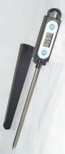 General Tools DT605MFC Keypad Waterproof Thermometer w/ Probe