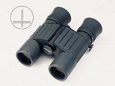 Weems & Plath BN29 7x28 Apache Military Binoculars with reticle