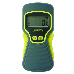 General Tools MMD5NP Non-Invasive Digital Moisture Meter