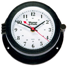 Weems and Plath 150500 Quartz Clock