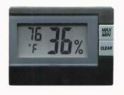 General Tools LCR318 Miniature Temp/Humidity Monitor