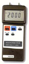 General Tools PM9100 Heavy Duty Manometer