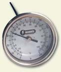 General Tools PT2008G-220 Long Stem Soil Thermometer
