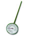 General Tools PT2008G-550 Dial Long Stem Thermometer