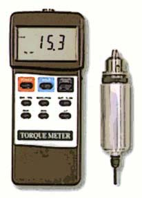 General Tools TQ8800 Digital Torque Meter