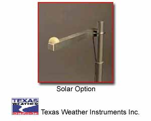 Texas Weather Instruments 016 TWI Solar Sensor (Replacement)