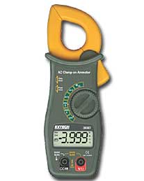 Extech 38387 600A AC Clamp + MultiMeter