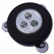PowerPlus PP-SPIDER Solar Powered Suction Cup Positioned Light