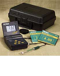 Extech Oyster16 Oyster Series pH/mV/Temp Meter K