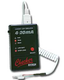 Extech 412440 Calibration Source Checker