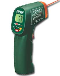 Extech 42500 Mini IR Thermometer (NIST Certified - allow 3 weeks for testing)