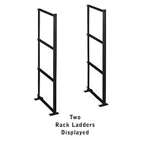 Salsbury industries 2400C3 Rack Ladder Custom-For Data Distribution Aluminum Boxes-3 High