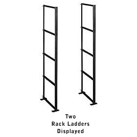 Salsbury industries 2400C4 Rack Ladder Custom-For Data Distribution Aluminum Boxes-4 High