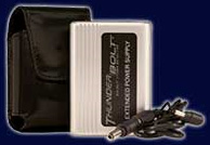 ThunderBolt TB-LB1 Rechargeable Mini Battery Pack for Thunderbolt Lightning Detectors w/ Free UPS