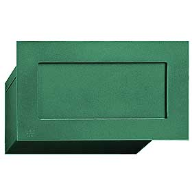 Salsbury industries 2255G Mail Drop-Green