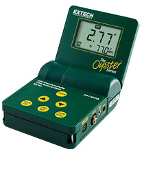 Extech 341350A-P Oyster� Series pH/Conductivity/TDS/ORP/Salinity Meter with FREE UPS